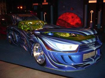 Koleksi modifikasi mobil sedan unik