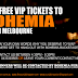 Win Free Tickets | Bohemia Live in Melbourne | 30th July 2010