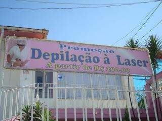 Depilação a Laser com crase