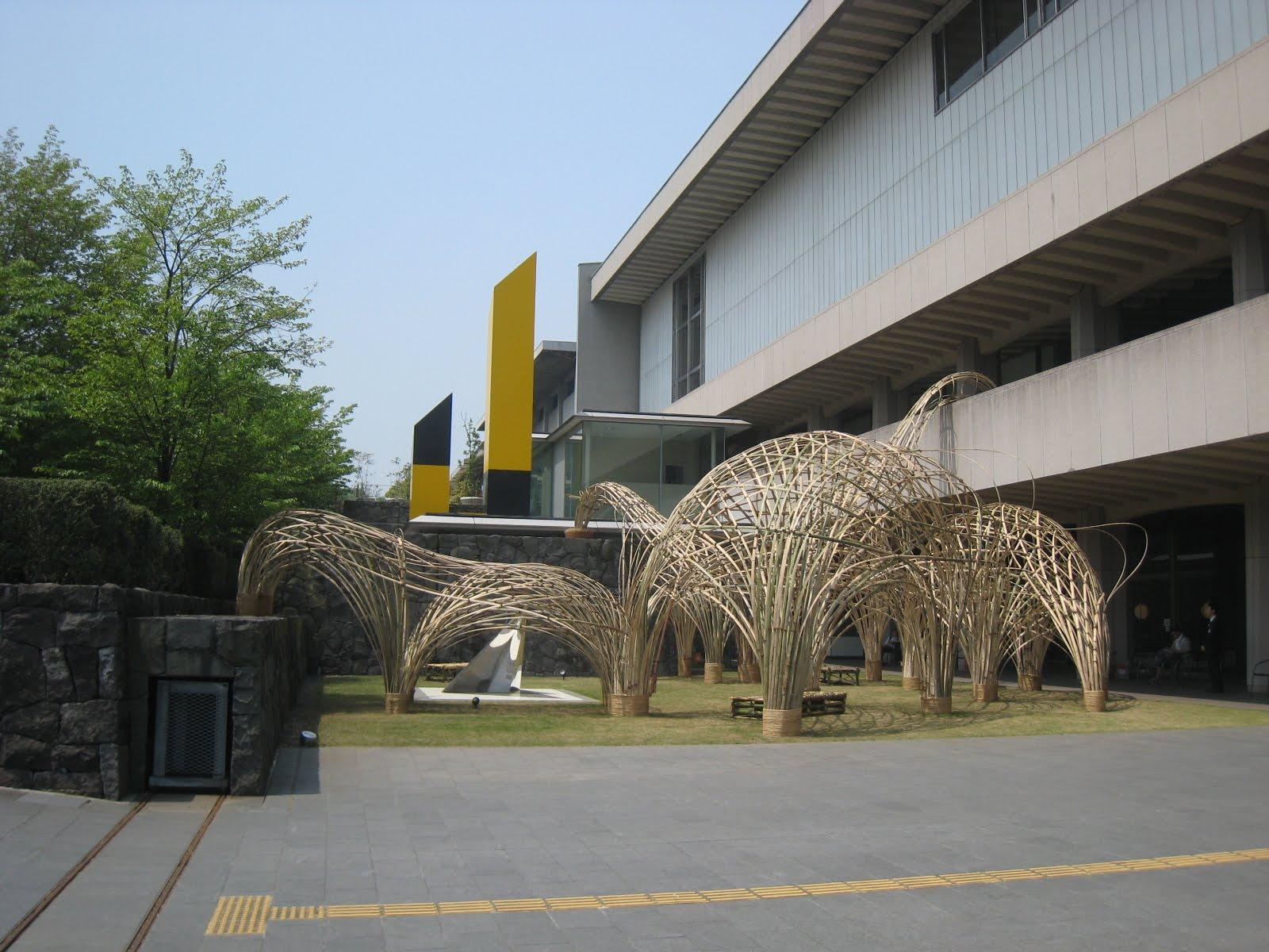 蓼くい: 東京都國立近代美術館 建築はどこにあるの? 7つのインスタレーション