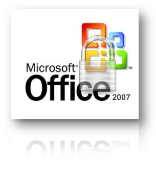 MS Office 2007 Protected logo