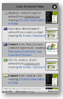 live-traffic-feed-widget