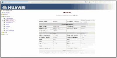 DSL-Router-Settings