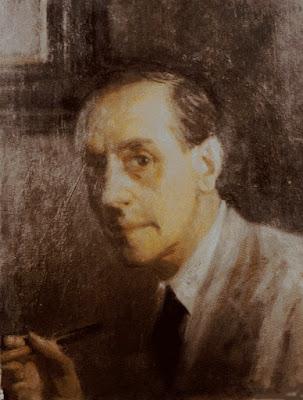 Rigoberto Soler Pérez, Rigoberto Soler Pérez, Retrato de Luis de Dalmases, Maestros españoles del retrato, Pintor español, Pintores españoles, Autorretrato