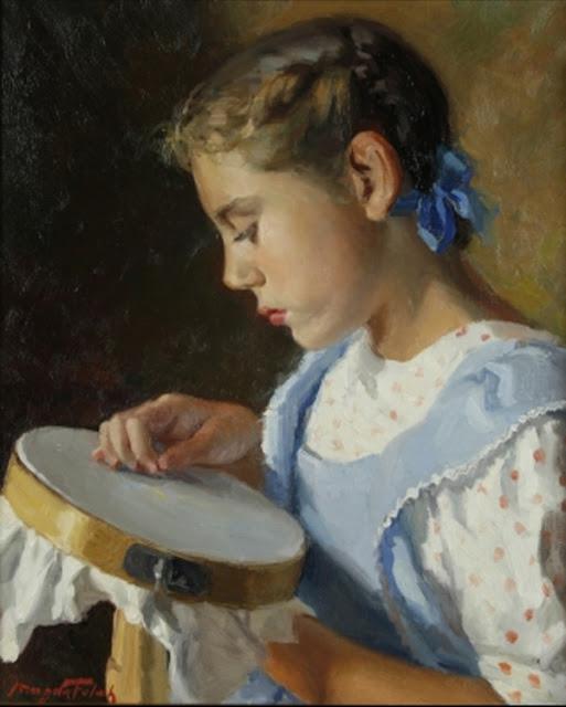 Magda Folch Solé, Maestros españoles del retrato, Retratos de Folch Solé, Pintor español, Folch Solé, Pintores de Tarragona, Pintor Folch Solé