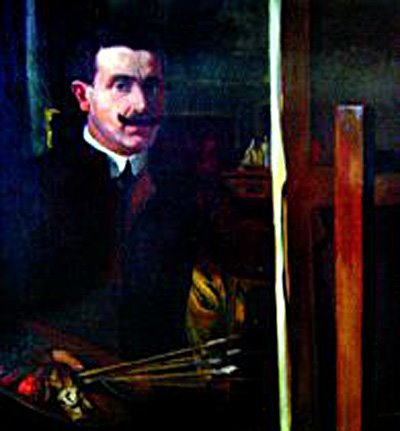 Álvaro Alcalá Galiano Vildósola, Maestros españoles del retrato, Retratos de Alcalá Galiano Vildósola, Pintor español, Pintores de Bilbao, Alcalá Galiano Vildósola