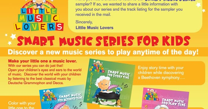 Bring Classical Music Back With the Smart Music CD