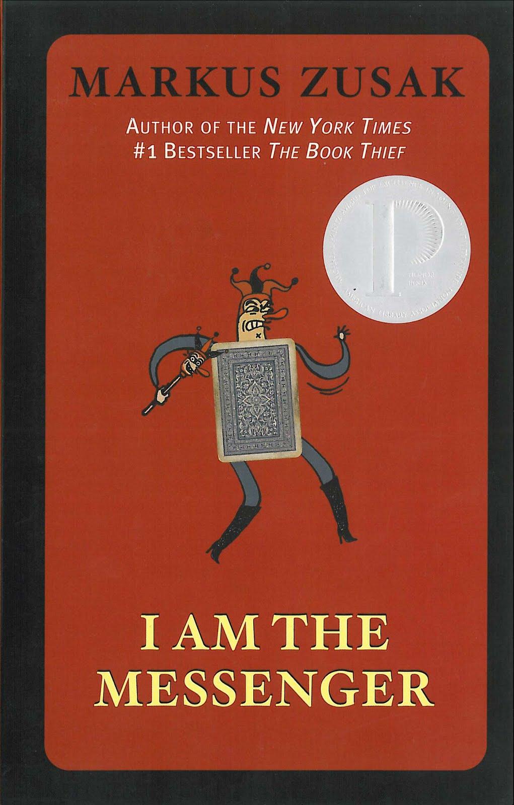 I Am the Messenger by Markus Zusak - PDF free download eBook