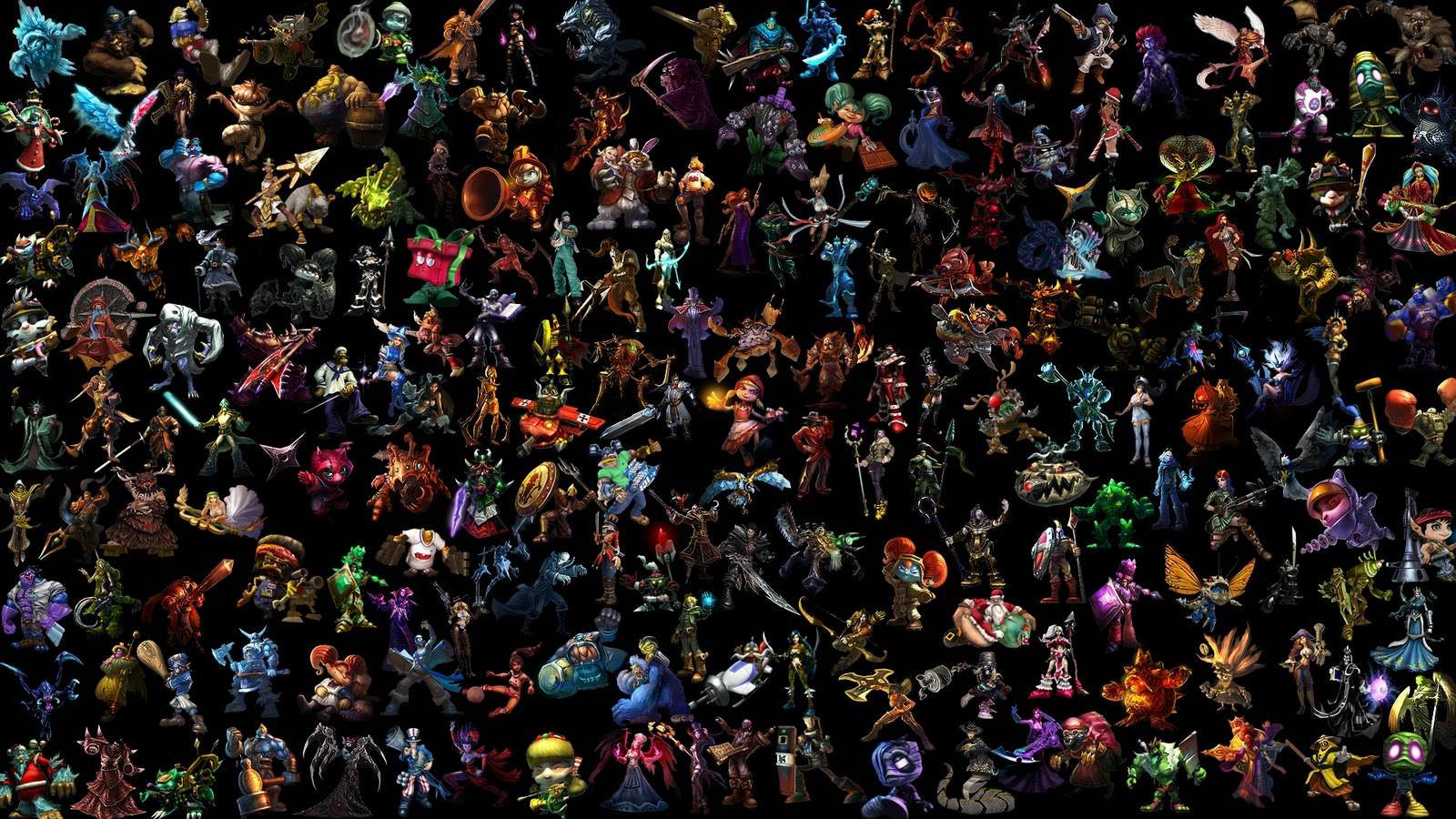 Lol Wallpapers: League Of Legends Wallpaper: My EpiK LoL Wallpaper