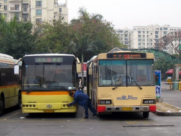 Go Bus's World: 珠海 巴士