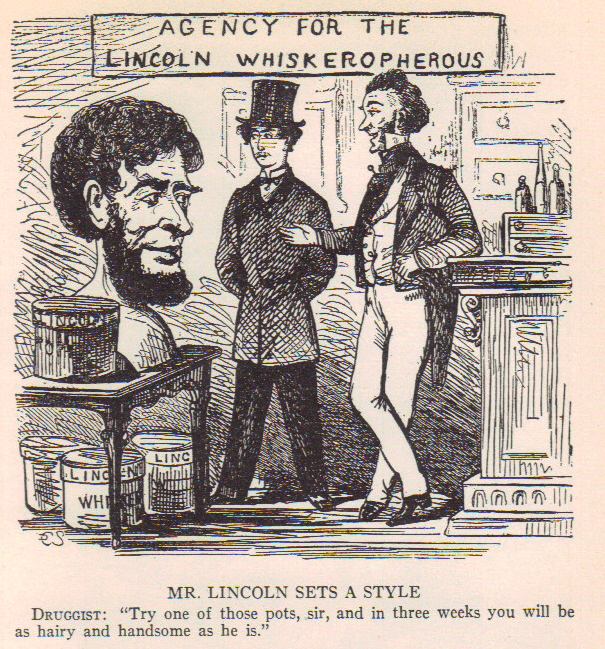 Abraham Lincoln: The Year of His Election- A Cartoon History Albert Shaw