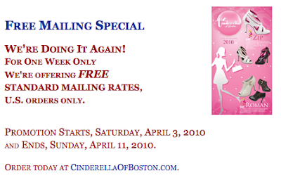 Free Shipping: Cinderella of Boston