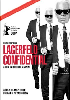 Lagerfeld Confidential on Sundance Tonight