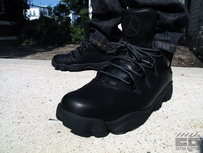 9e4175ed5b3c35 Air Jordan Six Rings Winterized Boot – Dark Cinder   Black ...