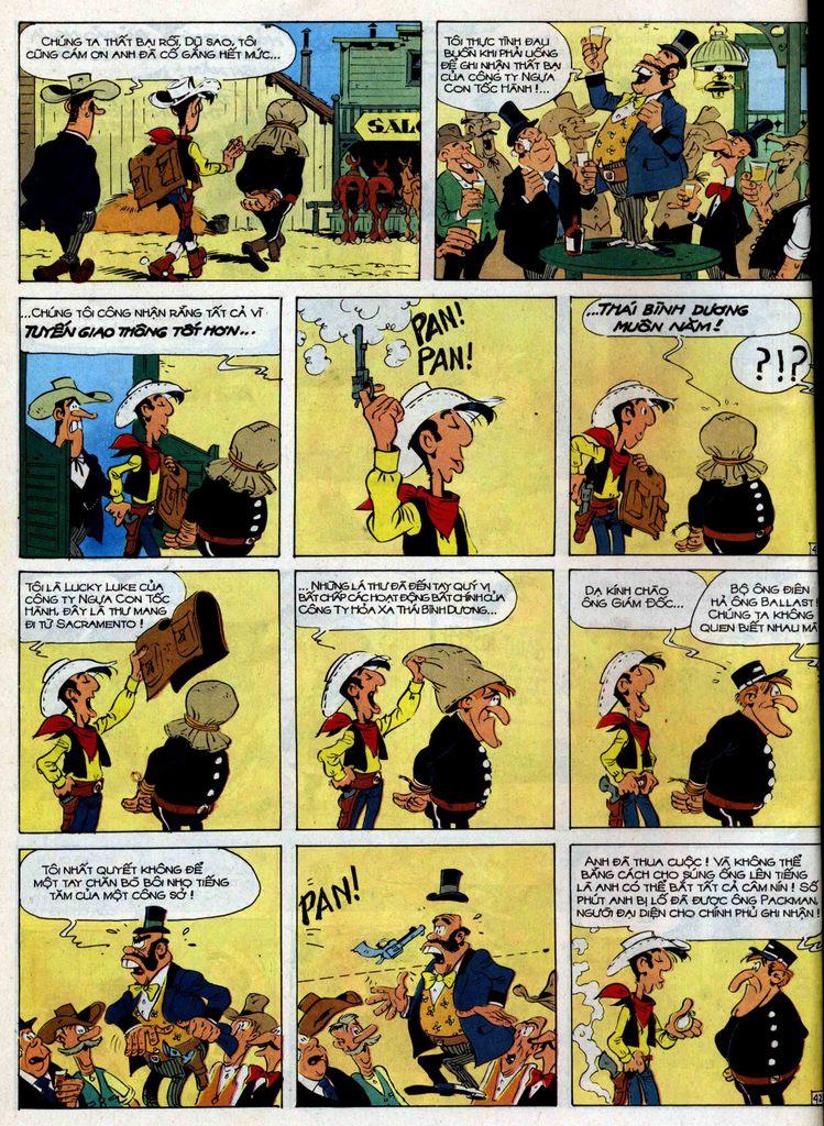 Lucky Luke tập 35 trang 42