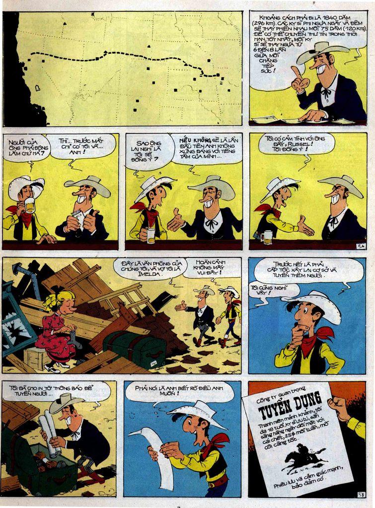 Lucky Luke tập 35 trang 5
