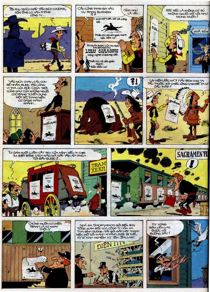 Lucky Luke tập 35 trang 6