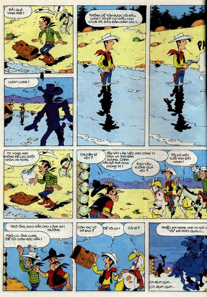 Lucky Luke tập 35 trang 28