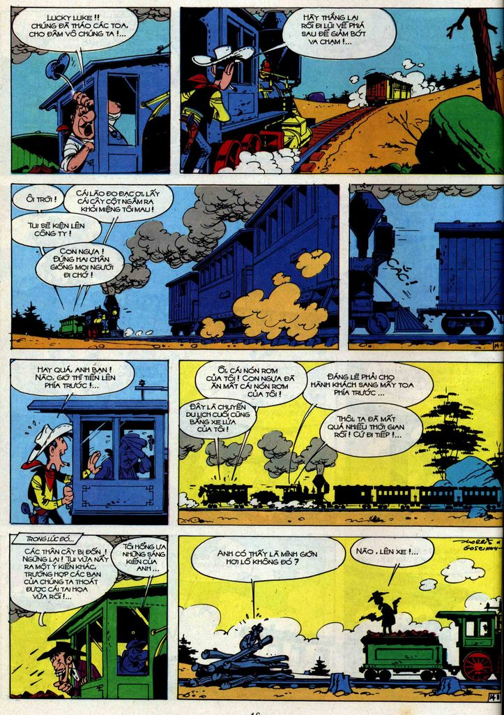 Lucky Luke tập 34 trang 14