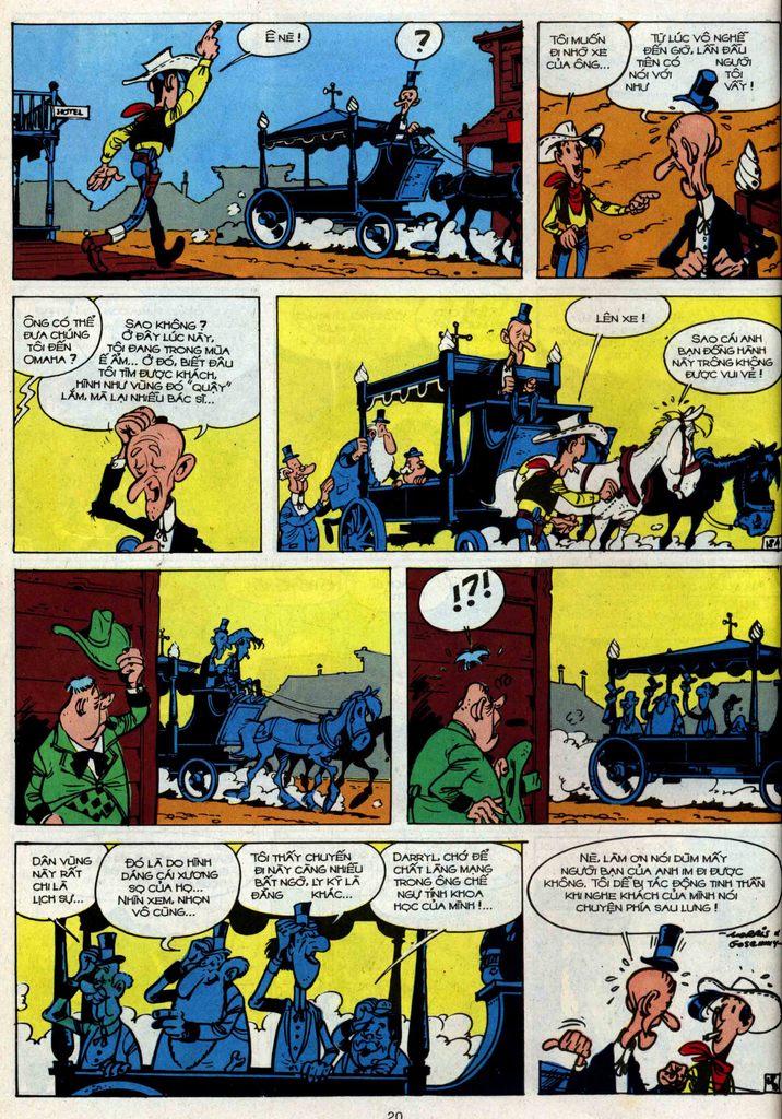 Lucky Luke tập 34 trang 18