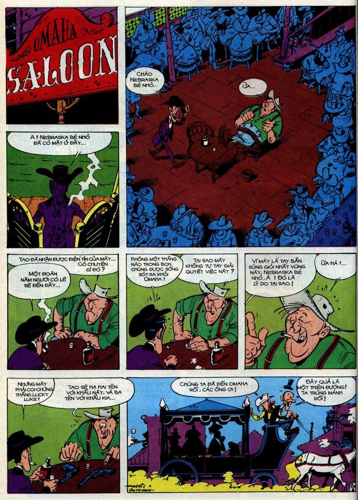 Lucky Luke tập 34 trang 20