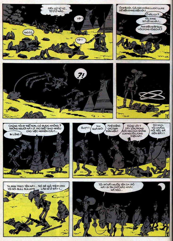 Lucky Luke tập 34 trang 38