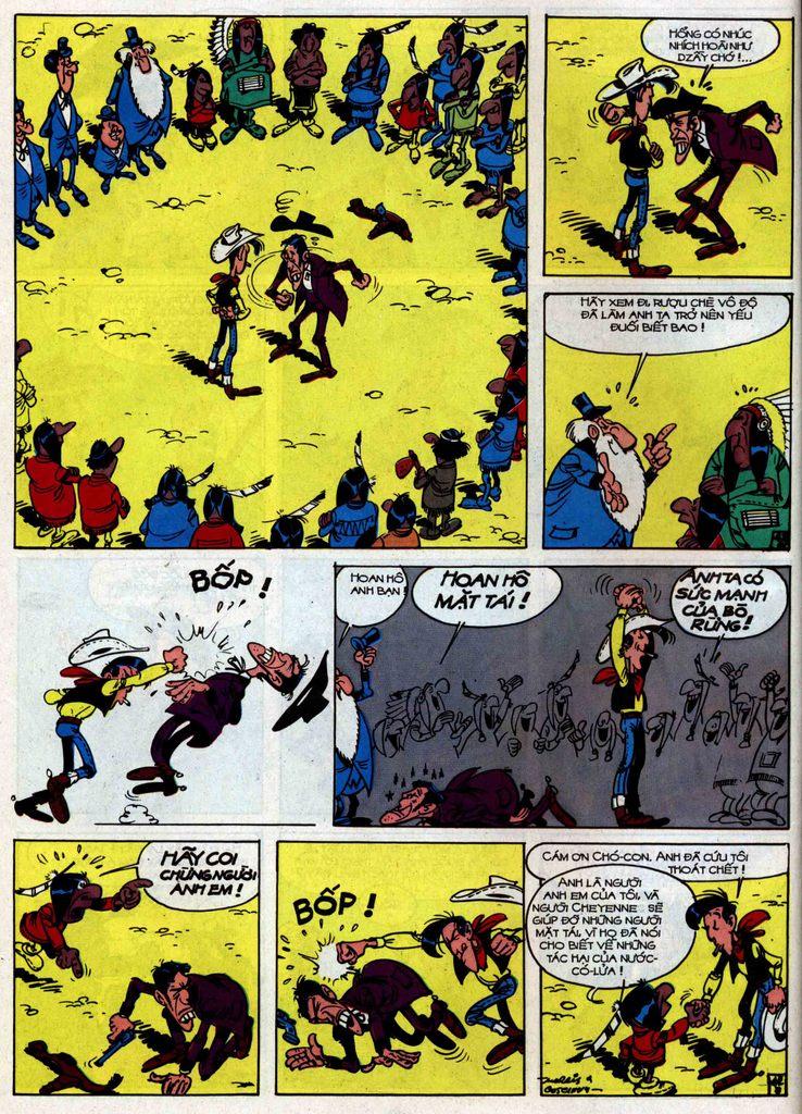 Lucky Luke tập 34 trang 42