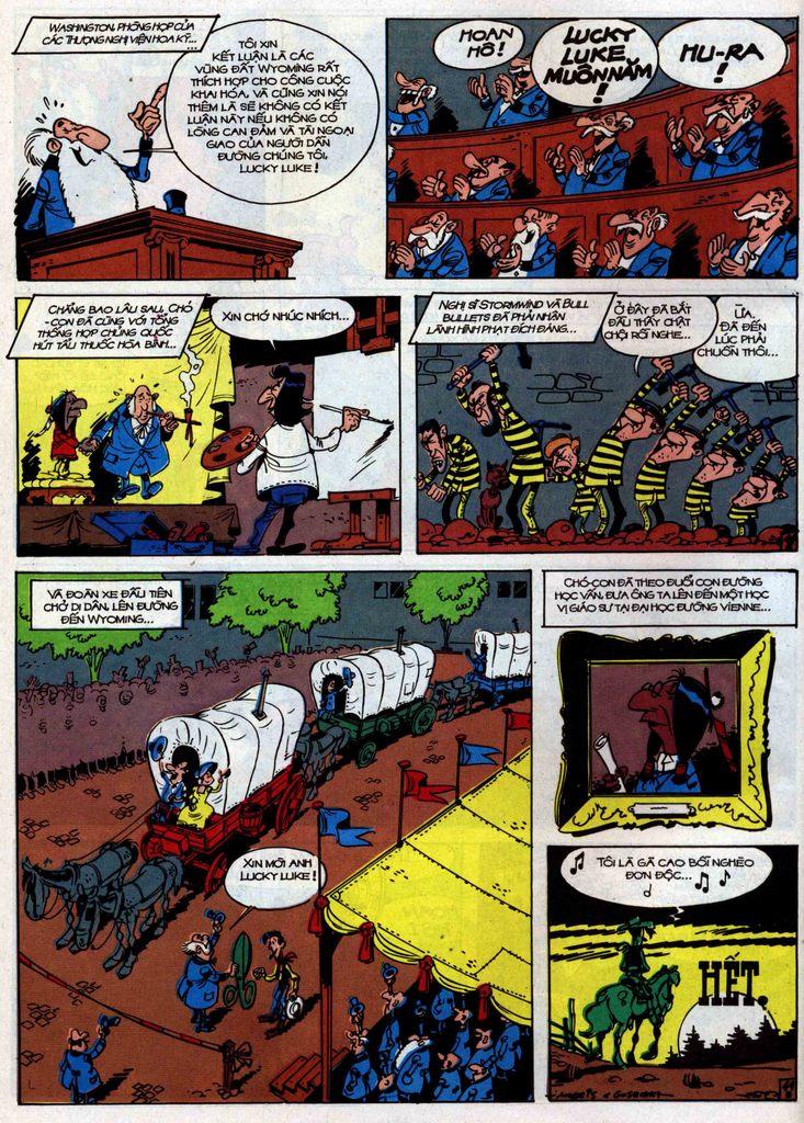 Lucky Luke tập 34 trang 44