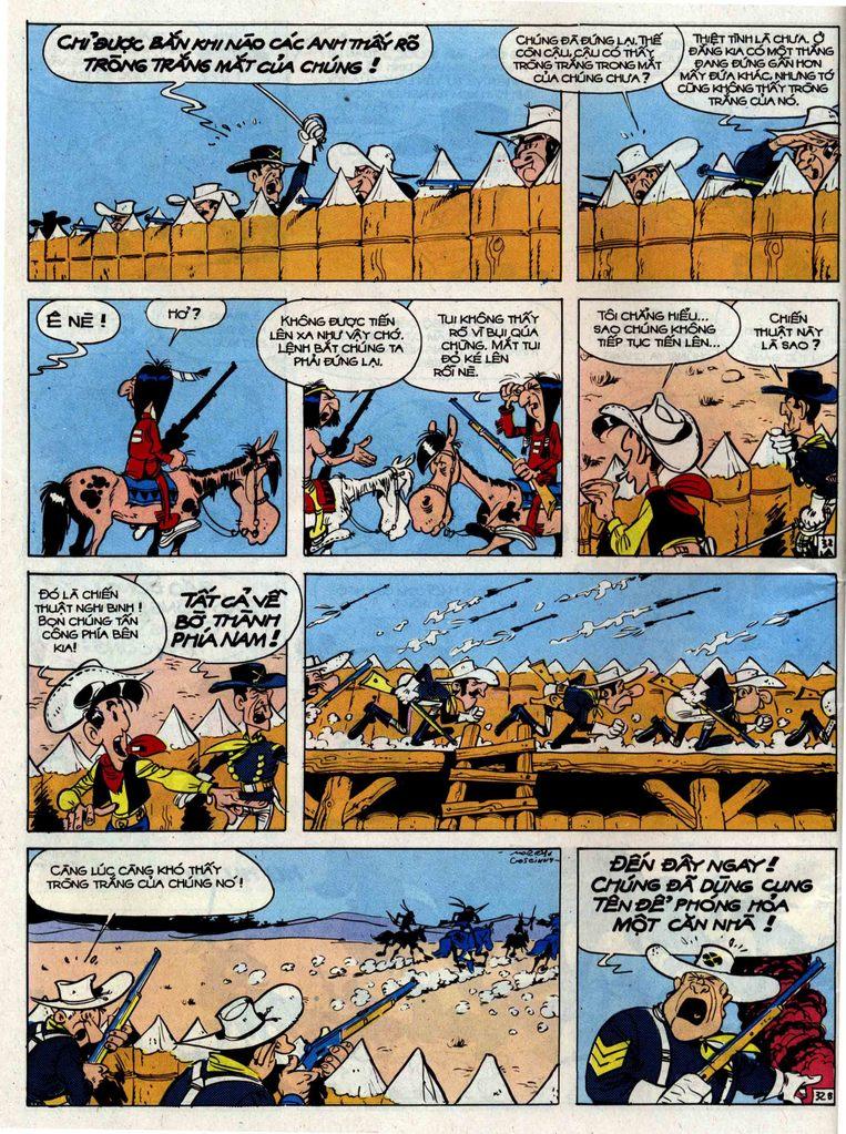 Lucky Luke tập 33 trang 32