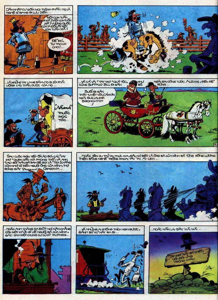 Lucky Luke tập 31 trang 2