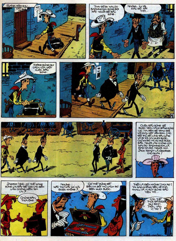 Lucky Luke tập 31 trang 41
