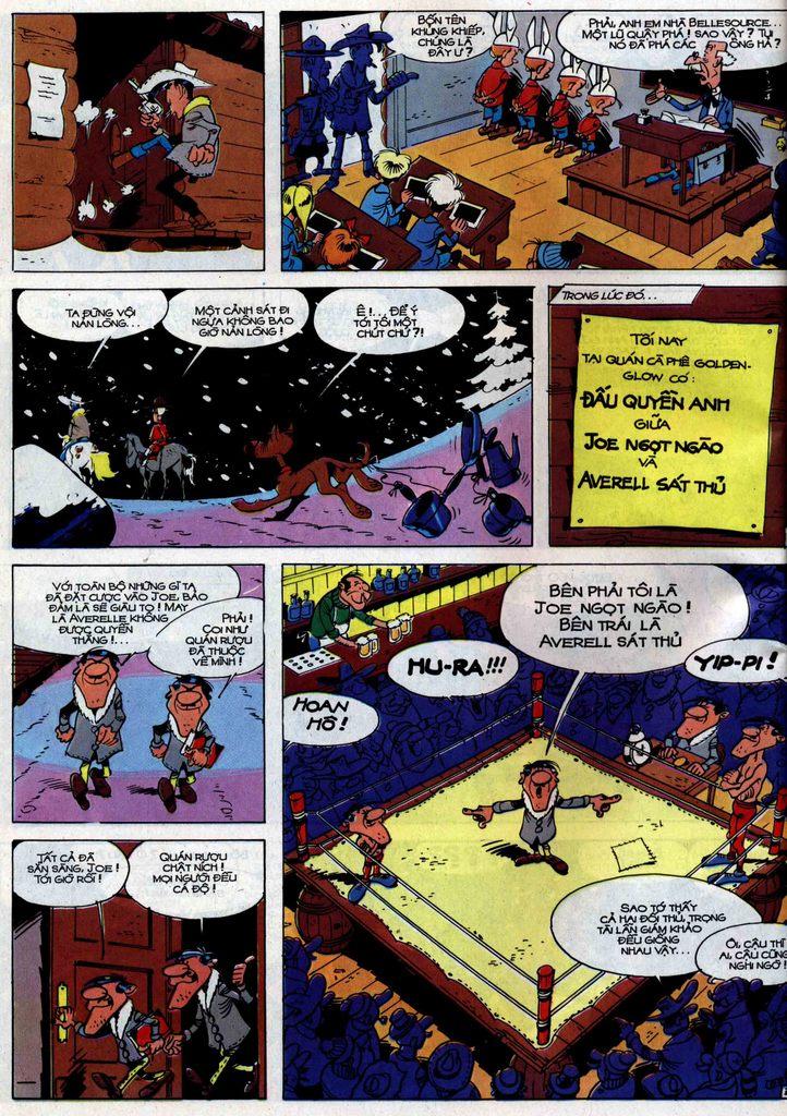 Lucky Luke tập 30 trang 32