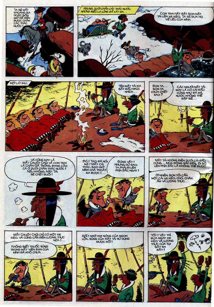 Lucky Luke tập 30 trang 26