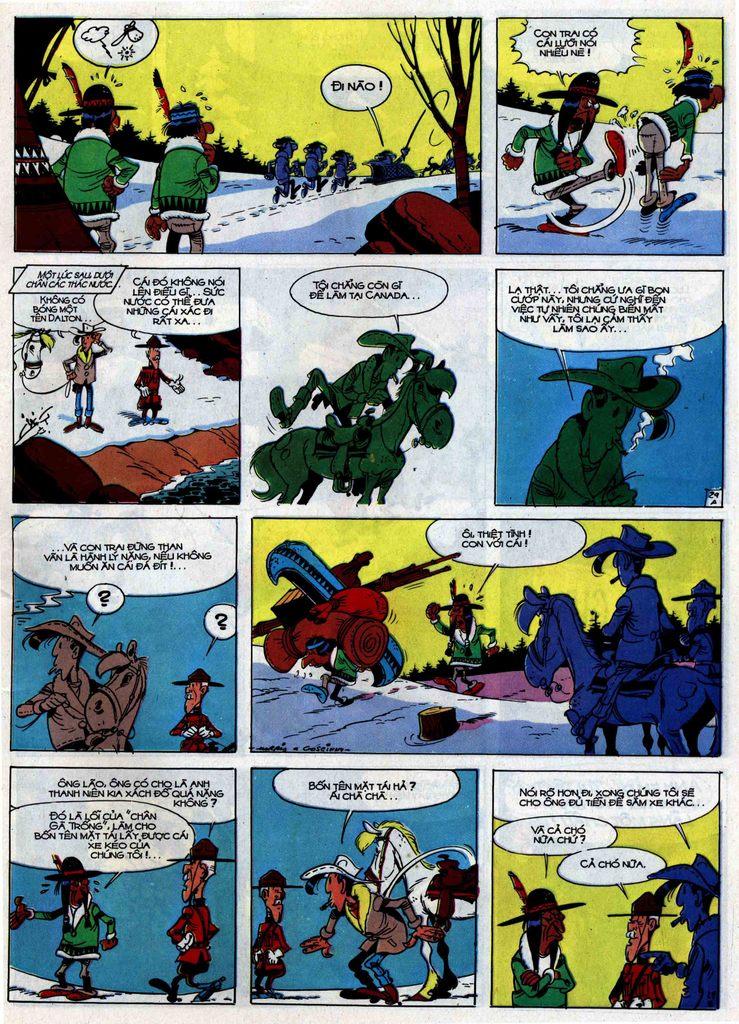 Lucky Luke tập 30 trang 27