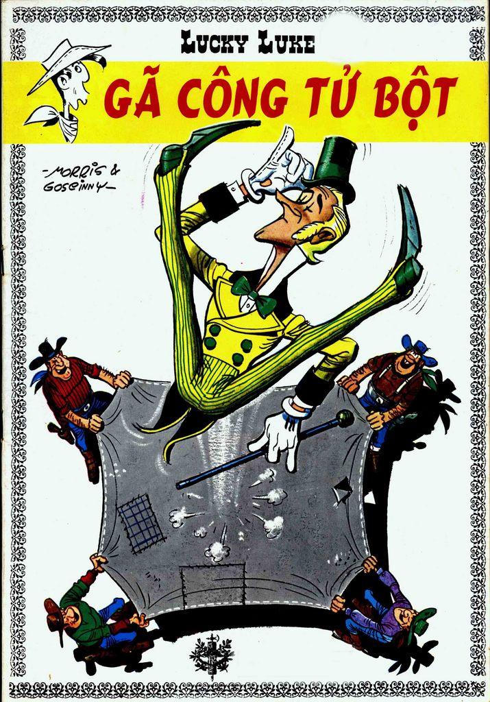 Lucky Luke tập 31 trang 46