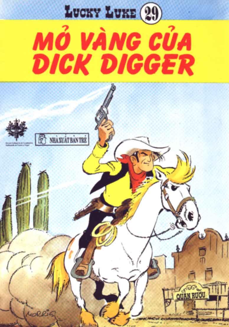 Lucky Luke tập 29 trang 1