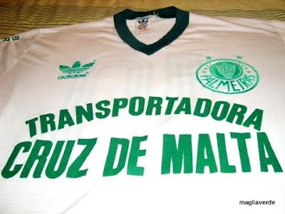 Camisa curiosíssima que chegou às mãos de nosso amigo Bruno Mazucatto f87ee56899d2f