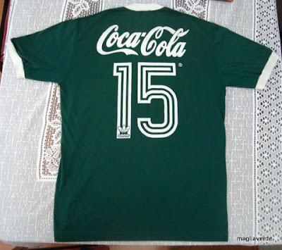 Camisas Palmeiras Coca-Cola já apareceram por aqui 55b28ae41a82c