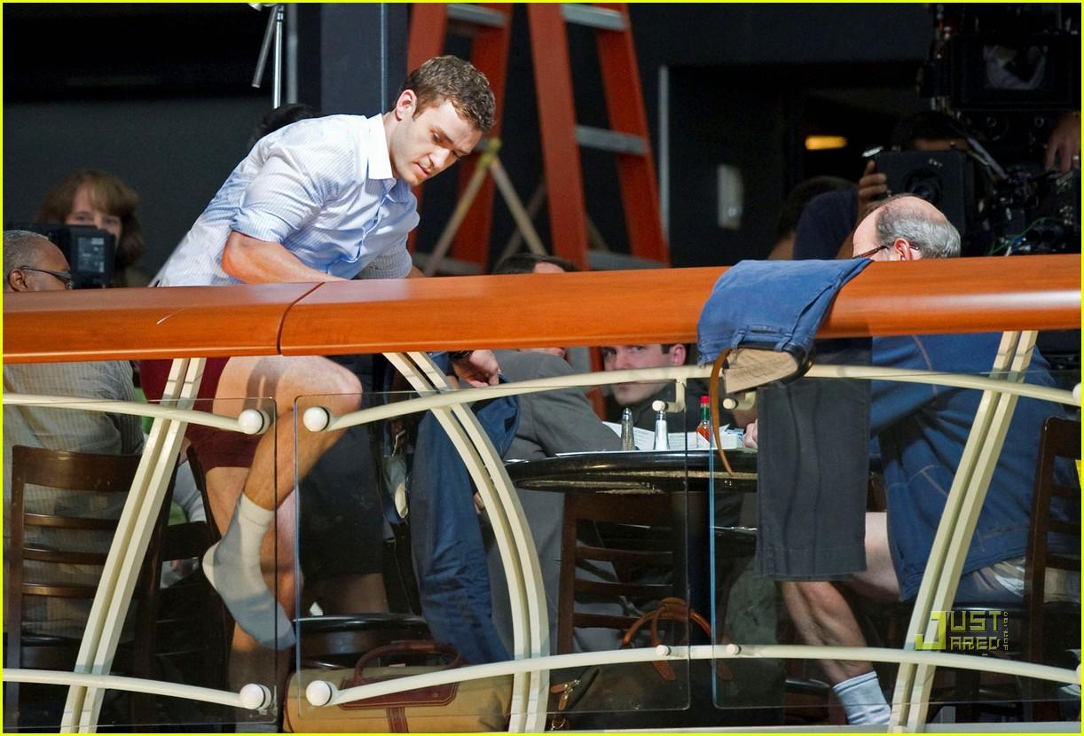 Starf_cker: Justin Timberlake, American pop star
