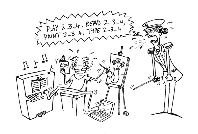 Alex Driver's Cartoon Blog: January 2011
