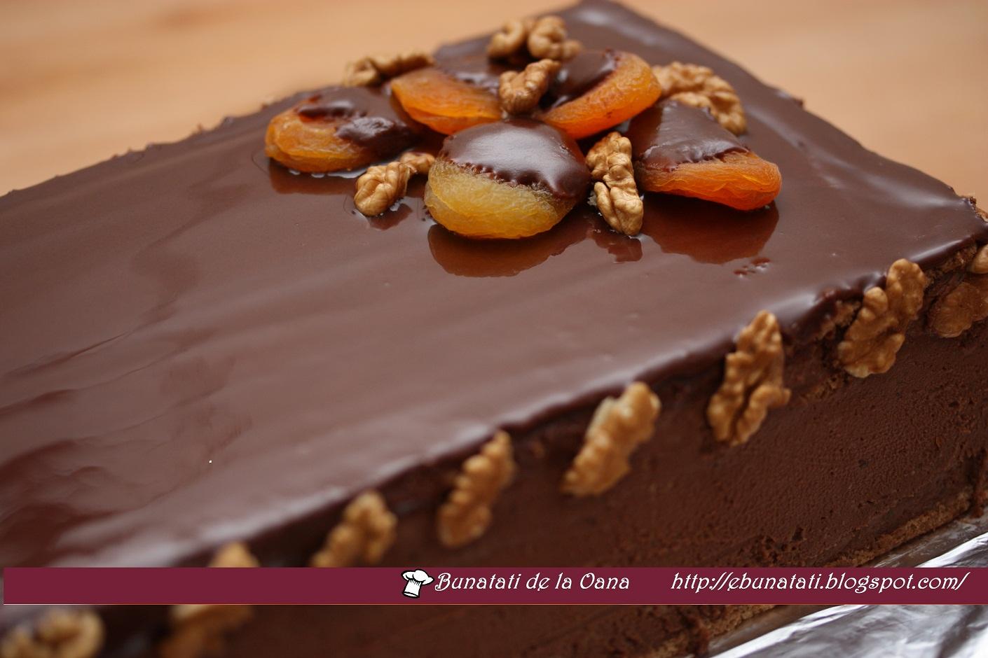 blat tort de ciocolata