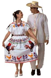 Forma De Vestir En La Región Pacifica Yahoo Respuestas