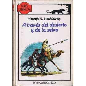 A través del desierto – Henryk Sienkiewicz