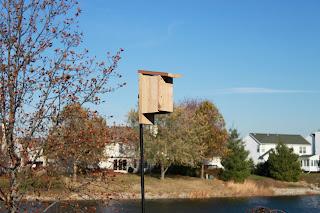 A Birdhouse