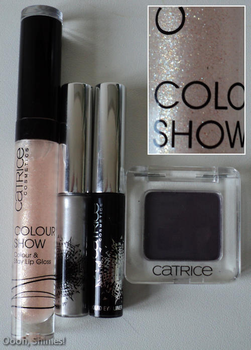 Oooh, Shinies!: Catrice & AFK - Review