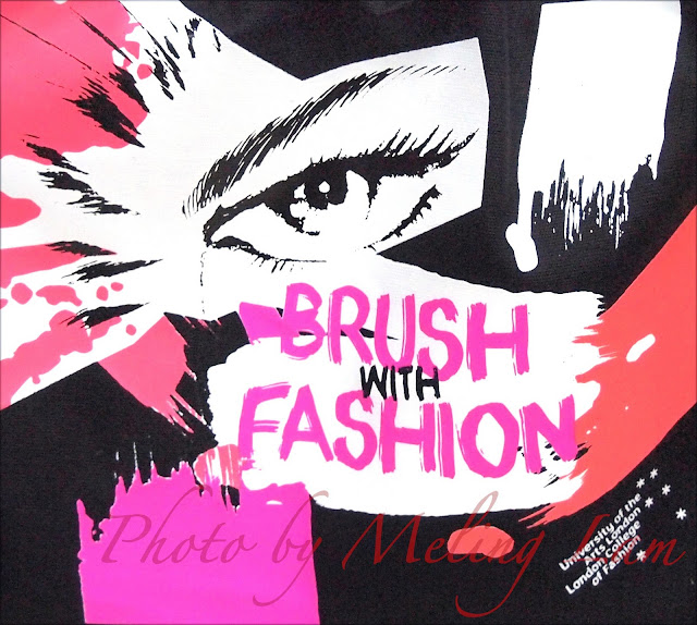 the body shop brush with fashion university of the arts london college of fashion