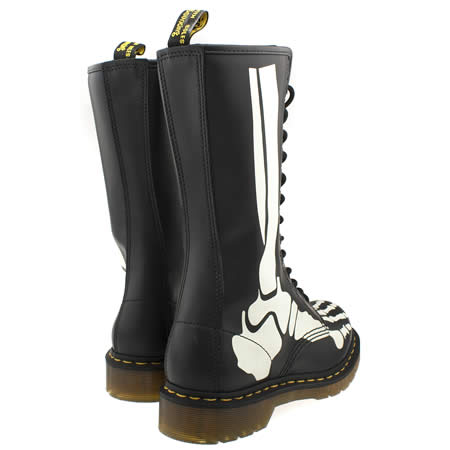 online store d2fa1 3621b emmet garage sale: Dr Martens - Skull Feet (sold)