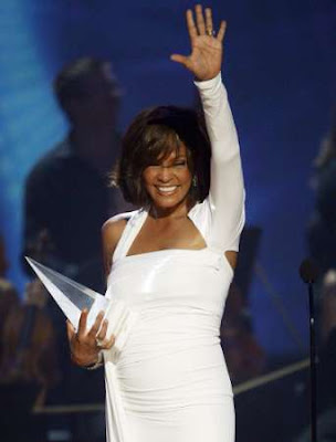 whitneyhoustonamas WHITNEY HOUSTON: I Didnt Know My Own Strength (Live at American Music Awards 2009)