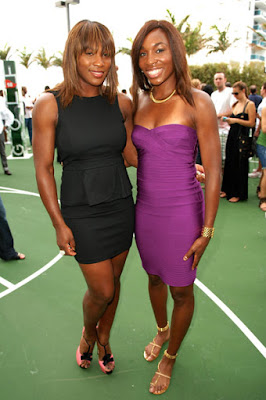 Black Tennis Pro's Venus Williams Hosts Tide Plus Febreze Launch Party