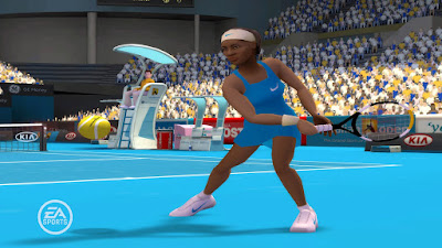 Black Tennis Pro's Serena Williams EA SPORTS Grand Slam Tennis